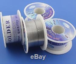 0.3 MM 63/37Rosin Roll Core Solder Wire Tin/Lead Flux Solder Welding Iron Reel