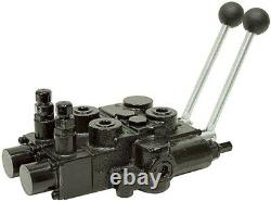 1 Spool Prince Auto Cycle Log Splitter Valve, 25 GPM, 9-6587