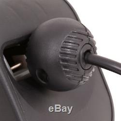 10m 230v RETRACTABLE ELECTRIC WALL MOUNT POWER CABLE SOCKET EXTENSION LEAD REEL