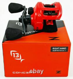 13 Fishing Concept Z 6.61 Gear Ratio, Right Handed Brand New