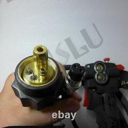15Ft Euro Adpator MIG Welder Spool Gun with 24V Motor Wire Feed Aluminum Welder