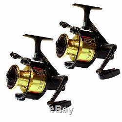 2 x Daiwa Ss2600 Whisker Coarse/Carp Specialist Fishing Reel SS2600 RRP£239.99