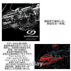 2018 New Shimano reel spinning reel 18 Stella 4000 XG Free Shipping