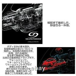 2018 New Shimano reel spinning reel 18 stella 4000 MHG