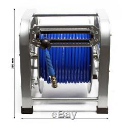 3.65/m Automatic Hose Reel for Compressed Air 30 Meter 12bar 1/4