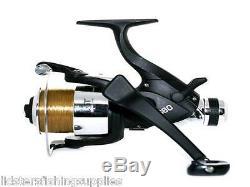 3 Carp Rods And 3 Carp Eg60 Reels + Rod And Reel Holdall Fishing Bag Ngt Tackle