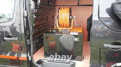 350ltr WFP Window Cleaning System Pre Assembled Ready to Work + Reel & Hose
