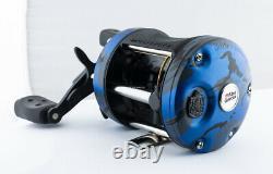Abu Garcia C36500 Blue Camo BRS Exclusive C3 6500, in custom Blue Camo, 5.31