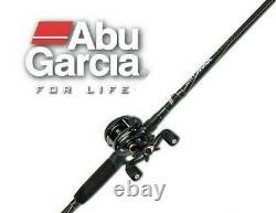 Abu Garcia ProMax 3 Interceptor LP Baitcaster Fishing Rod Combo 5'6 6-8kg 1 Pce