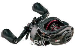 Abu Garcia Revo 4SX REVO4 SX Baitcaster Fishing Reel + New 2017 Model + Braid