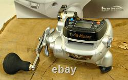 Banax Kaigen 500 Twin Motor Electric Multiplier Reel New Model