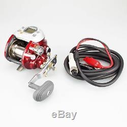 Banax Kaigen 500 XP Elektro Multirolle Elektrorolle Norwegen 480m/ 0,25mm