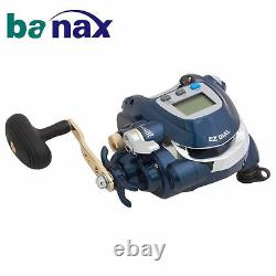 Banax Kaigen 7000CP Electric Reel Big Game Jigging Fishing Reels 66lb Drag