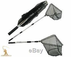 Complete Starter Coarse Float Fishing Kit Set. 10' Carbon Rod, Reel, Seat Box
