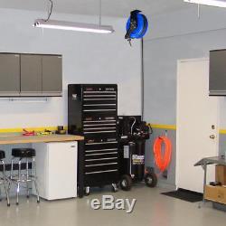 Cyclone Pneumatic CP3688 3/8 x 50' 300 PSI Retractable Air Compressor Hose Reel