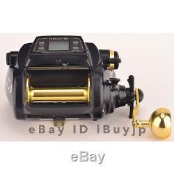 Daiwa 2014 Tanacom 1000 ENGLISH DISPLAY Big Game Electric Reel 829731 Japan JDM