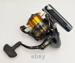 Daiwa Certate 2510PE-H 6.01 Spinning Fishing Reel CERTATE2510PE-H G