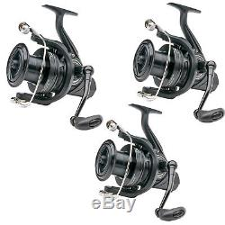 Daiwa Crosscast Carp 5000C QD Reel -Set of 3- Brand New Free Delivery