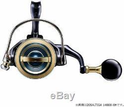 Daiwa New Saltiga 14000 XH Reel 2020 Model