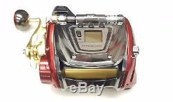 Daiwa SEABORG 12000MJ English Display Electric Big Game Deep Sea Reel SB1200MJ