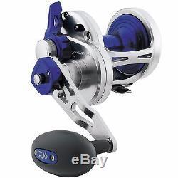 Daiwa Saltiga 2 Speed 6.31 / 3.11 Lever Drag Fishing Reel SALD40-2SPD