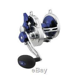Daiwa Saltiga 2 Speed Lever Drag Size 35 Saltwater Fishing Reel SALD35-2SPD
