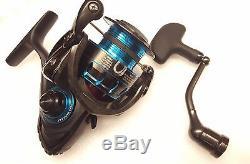 Daiwa Saltist 2500 5.61 Saltwater Spinning Fishing Reel SALTIST2500