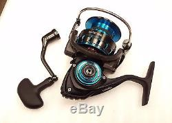 Daiwa Saltist 3000 5.6:1 Saltwater Spinning Fishing Reel SALTIST3000