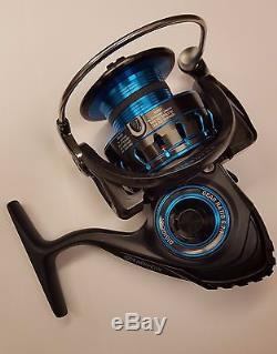 Daiwa Saltist 4000 5.71 Saltwater Spinning Fishing Reel SALTIST4000