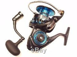 Daiwa Saltist 5000 5.71 Saltwater Spinning Fishing Reel SALTIST5000