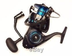 Daiwa Saltist 6500 5.31 Saltwater Spinning Fishing Reel SALTIST6500