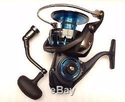 Daiwa Saltist 8000 5.31 Saltwater Spinning Fishing Reel SALTIST8000