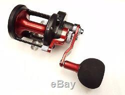 Daiwa Saltist Hyper Speed Lever Drag 7.31 Conventional Fishing Reel STTLD30HSH