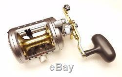 STTLW20HA Daiwa Saltist Levelwind 6.1:1 Right Hand Conventional Fishing Reel