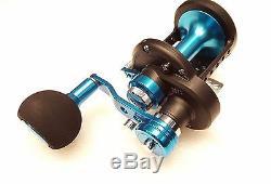 Daiwa Saltist Lever Drag 2-Speed RH Conventional Fishing Reel STTLD30-2SPD