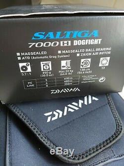 Diawa Saltiga Dogfight 7000 H