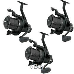 Fox Eos 12000 Big Pit Reel x3 Brand New 2017 FREE Delivery