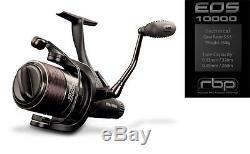 Fox carp Fishing EOS 10000 CRL059 Freespool Reel Freerunner -2019 NEW STOCK