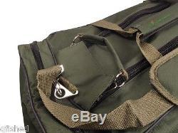 Full Carp Fishing Set up Rods Reels Hair Rigs Bite Alarms Bag + Tackle, Bait