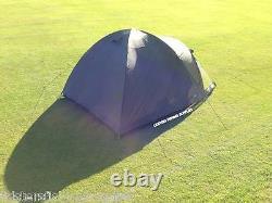 Full Carp Fishing set up Bivvy Tent Bed Chair 3 Rods Reels Bag Alarms Tackle Net