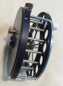 Garry Mills MILL Tackle Redditch Perfection 4 Centrepin Reel + Chris Lythe Box