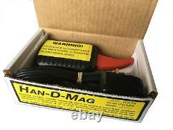 HAN-D-MAG Reel to Reel Tape Head Demagnetizer Professional Demagnetiser UK / EU