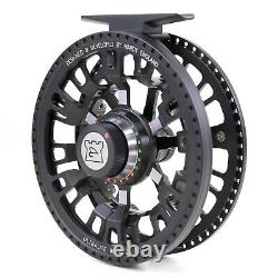 Hardy Ultralite CA DD 6000 Reel Black BACKING AND FLY LINE OFFERS ON SALE
