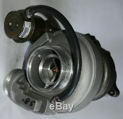 Holset HE221W 6cm 380bhp quick spool T2 turbo. T25 GT25 GT28 GTX28 TD04HL TD04