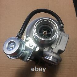 Holset HE221W 7cm 380bhp quick spool T2 turbo. T25 GT25 GT28 GTX28 TD04HL TD04