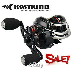 KastKing Royale Legend 12BB High Speed 7.01 Baitcasting Reel Up to 17.5 LB Drag