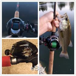 KastKing Royale Legend 12BBS Baitcasting FishingReels Freshwater/Saltwater Reel