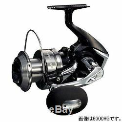 Kc03 Shimano SPHEROS SW 6000-PG Spinning Reel From Japan