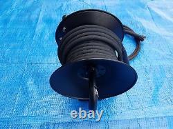 Kranzle K7/122 20 Meter Hose Reel Complete With 2 Meter Lead Hose 1/4 1 Wire