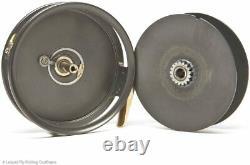 Leland Fly Reel 0-4 Weight Vintage Brown Trout Reel